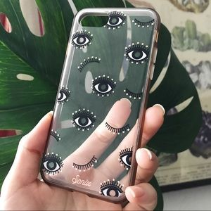 Sonix Starry Eyed iPhone 6s/7/8 Clear Case